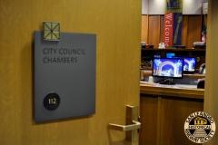 City of San Leandro Donation Check