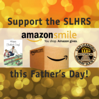 Shop at AmazonSmile & Support the SLHRS