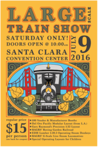 Large Scale Train Show