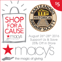 Shop for a Cause at Macy's Bayfair August 26-28th