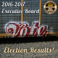 2016-2017 Executive Board Election Results