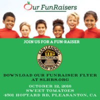 Sweet Tomatoes Funraiser October 12th