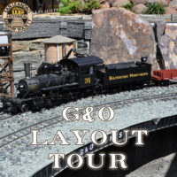 TSG Layout Tours Presents the SLHRS G&O