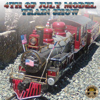 4th of July Model Train Show 7/1